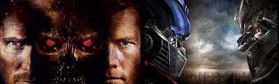 O Exterminador do Futuro vs Transformers
