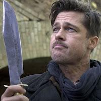Brad Pitt em Bastardos Inglórios (Inglourious Basterds)