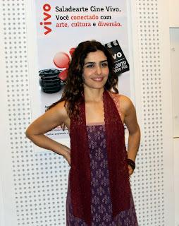 Leticia Sabatela no CineVIVO