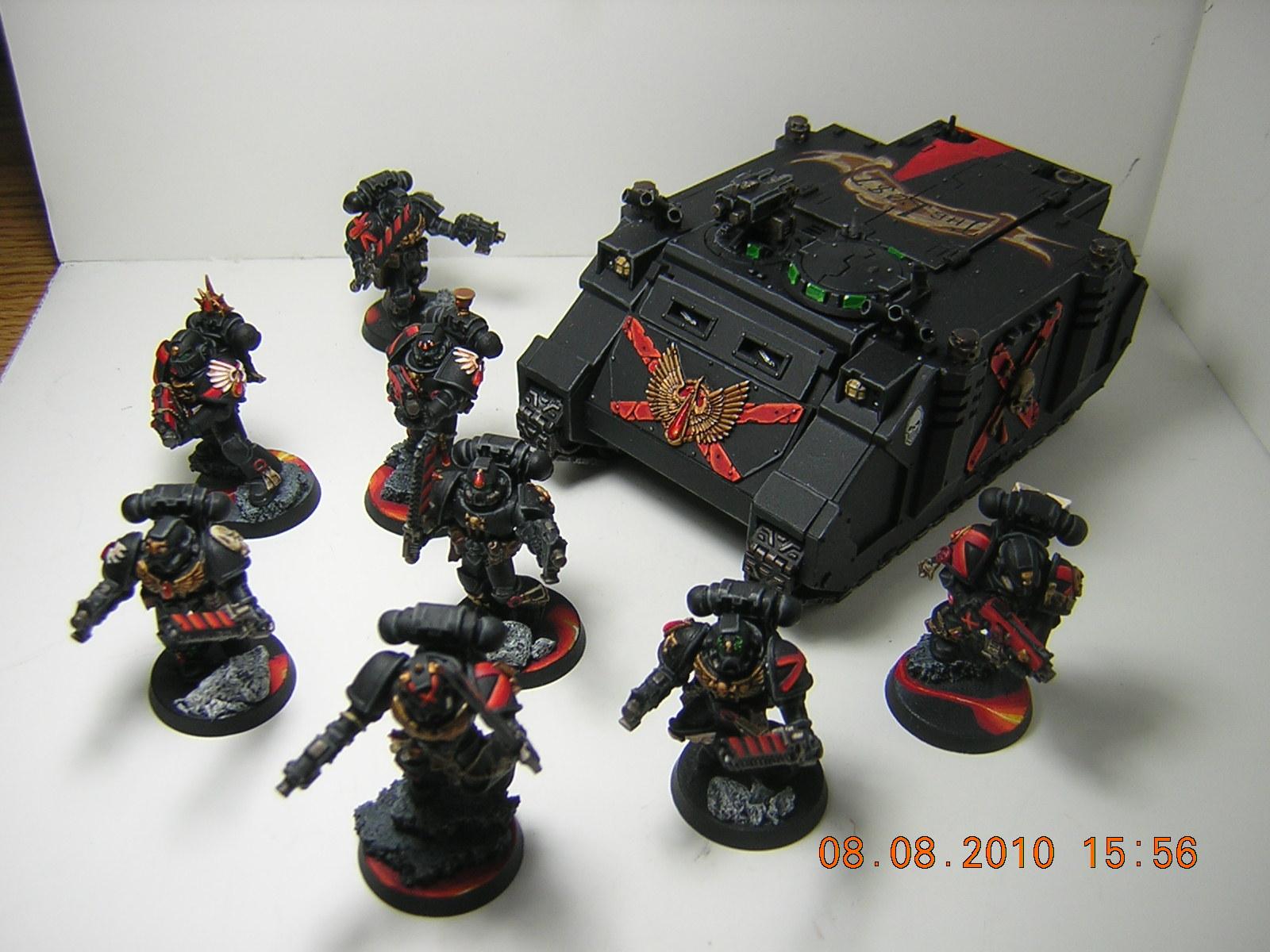 Warhammer 40k death company wallpaper - Death Company