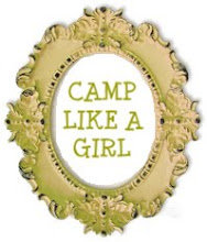 Camp Like A Girl Makes Me Happy!  Might make you happy too!