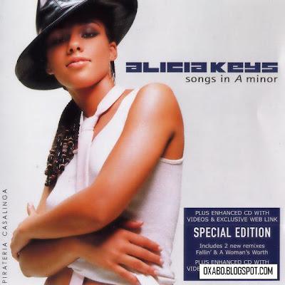 alicia keys  songs