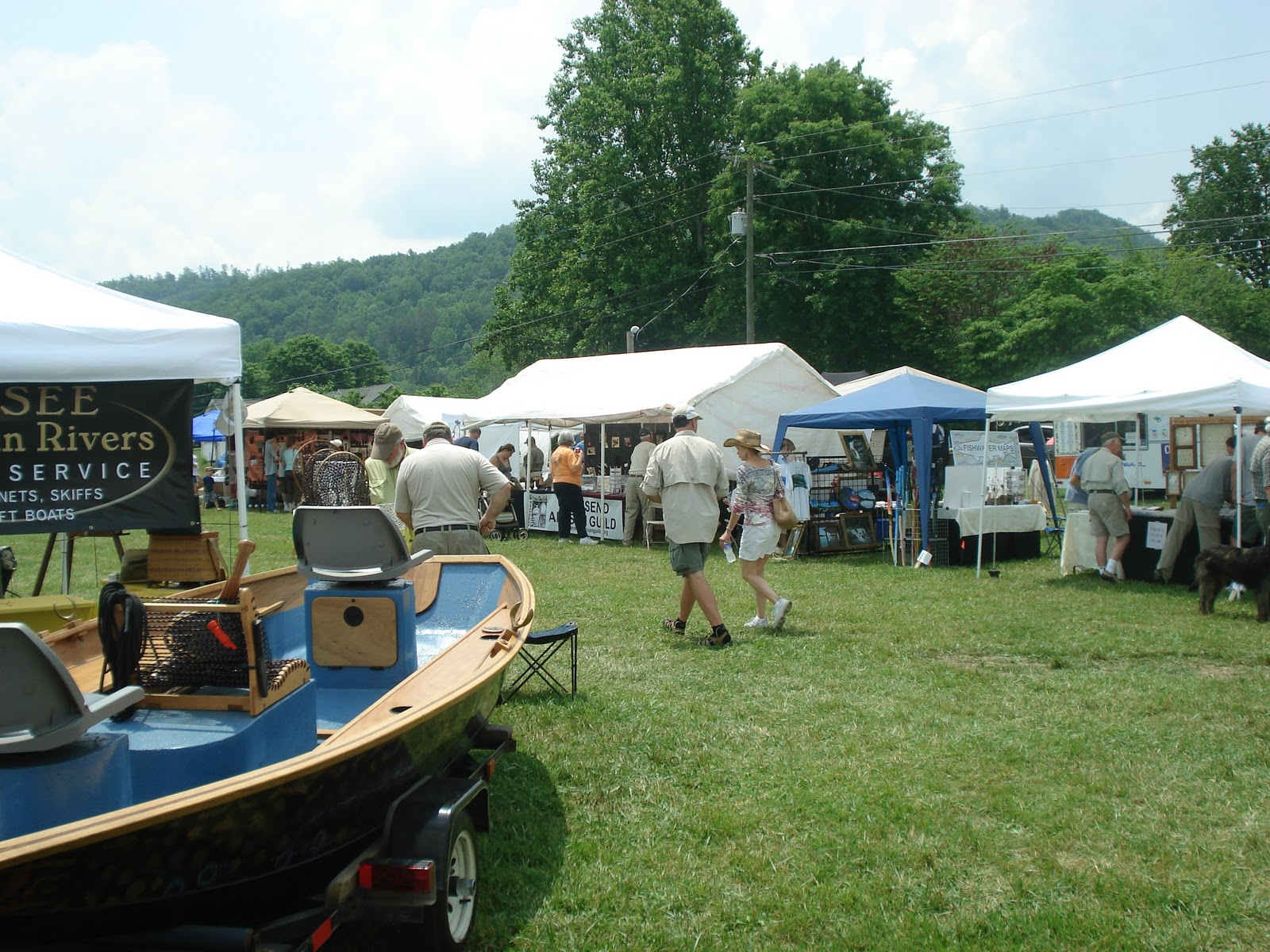 How was Troutfest this year? DSC02843