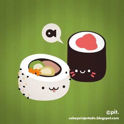sushi - pedro baldriz