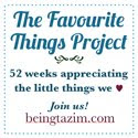 Favourite Things Project