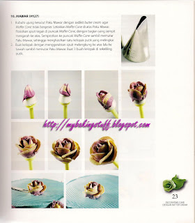 Buku Cake Decorating Dengan Buttercream : Step By Step Cake Decorating Dengan Buttercream