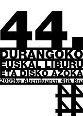 Durangoko Azoka 2009