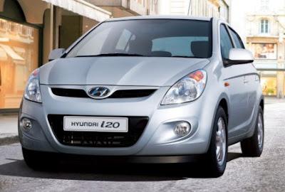 Hyundai i20 Diesel Car