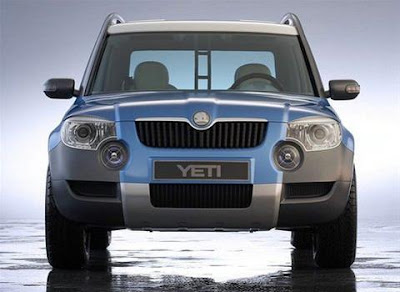 Skoda Yeti India