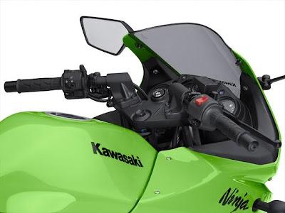 Kawasaki 250r Ninja. Kawasaki Ninja 250R