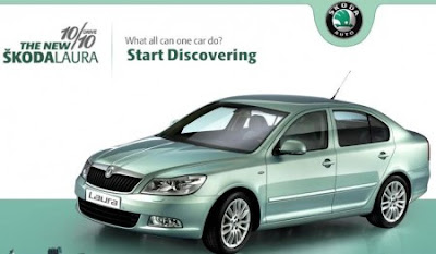 New Skoda Laura