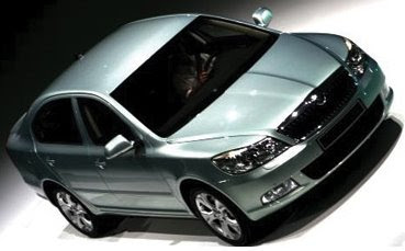 Skoda Laura - The New Luxury Sedan