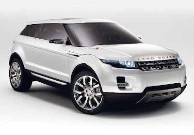 Land Rover Cars in India