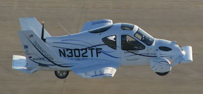 Flying Car by 2011