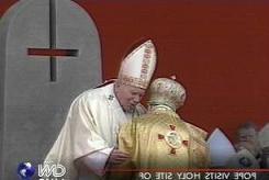 Cruz invertida – símbolo satanismo