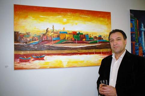 الوان من بغداد من مجلة مستقبل العمل المدينة