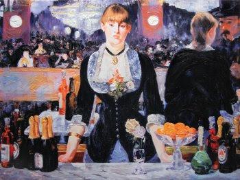تاريخ الفن : الانطباعية : (1865 -- 1885)