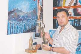 الرسام ناصح عبد الرحمن: استعيد الماضي الجميل في لوحاتي  حوار .بسام الطعان