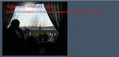 وبلاگ نروژی من Gjennom vinduet mitt