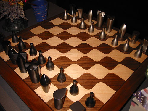 Free chess lessons another nice chess set - Chess nice image ...