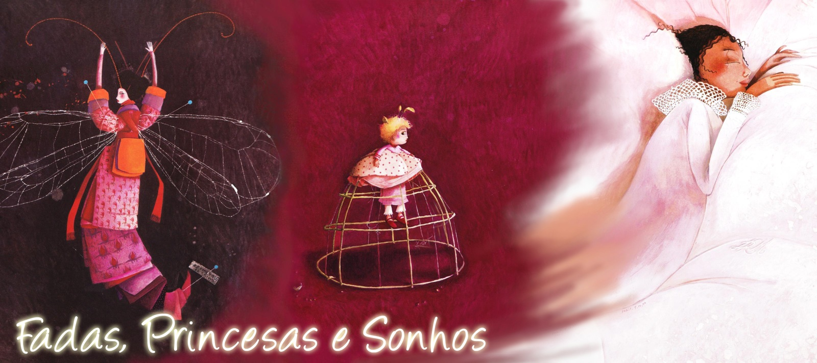 Fadas, Princesas e Sonhos