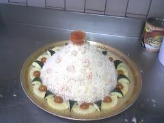 Riz au Crevettes