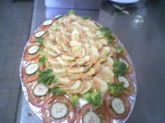 salade de saumon ua avocat et pomme de terre