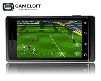 download gameloft hd games for android free