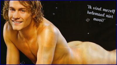 van nistelrooy naked