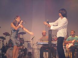 Rosa Verena  e  Ricardo Sodré