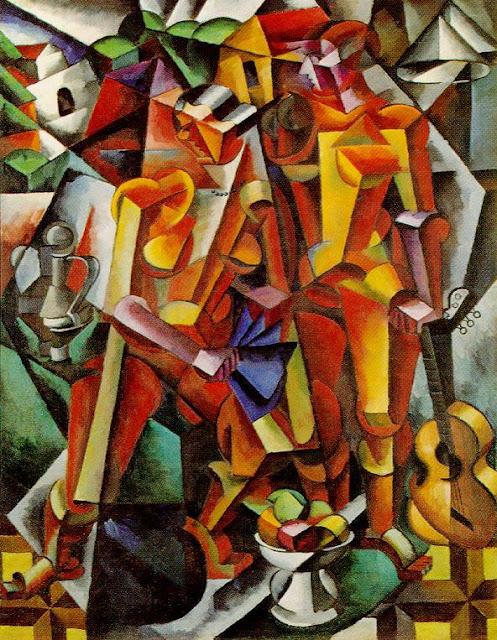 R serve d 39 inspirations le peintre georges braque for Braque peintre