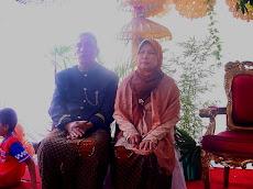 Yang berbahagia, Bu Ida & Pak Tajudin