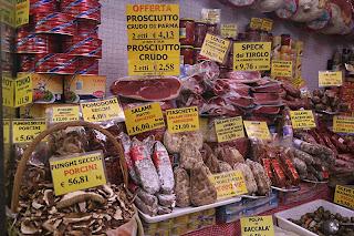 Market in Genoa
