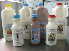 Cruze Farm Milk- Knoxville, Tennessee