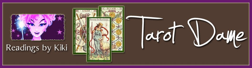 Tarot Dame&#39;s Blog
