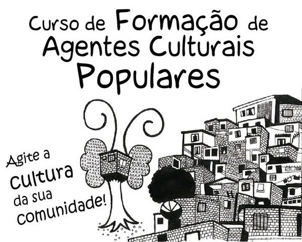 Curso de Formação de Agentes Culturais Populares