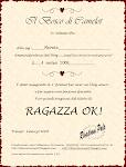 RAGAZZA OK by Paoletta