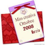 Miss Creativa Ottobre