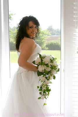 Seasonal wedding flower