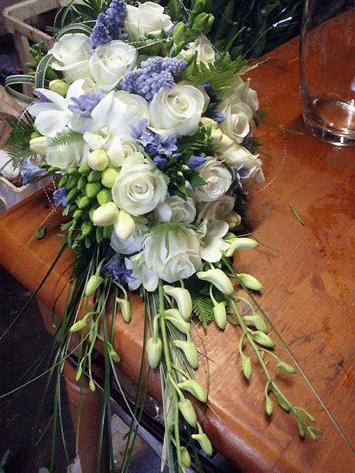 Romantic Wedding Flowers Bouquets