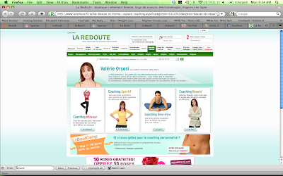 Lebootcamp de valerie orsoni votre coach minceur la boutique valerie orsoni - La redoute france magasin ...