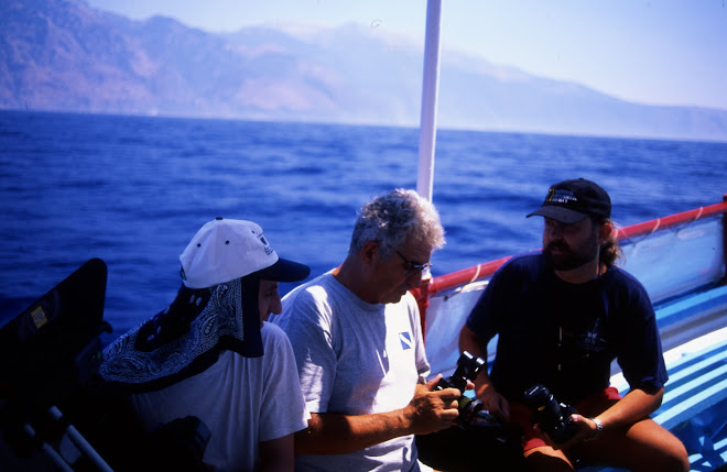 Mar de CRETA (Grecia)