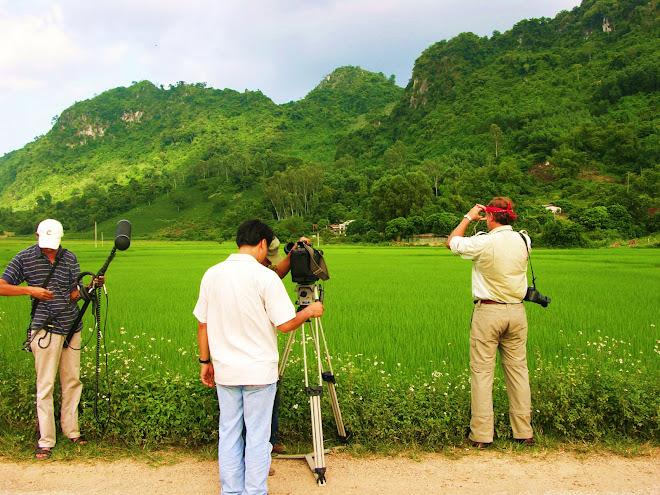 RESERVA NATURAL de NGOC SON, provincia de HOA BINH (VIETNAM)