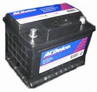 Bateria automotiva AC-DElCO