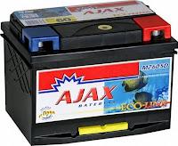 Ajax Bateria
