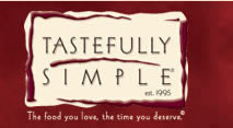 I am a Tastefully Simple Constultant!!