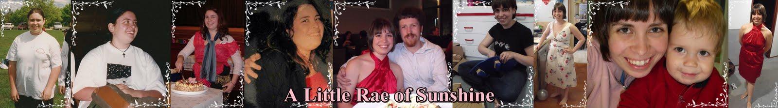 A Little Rae of Sunshine