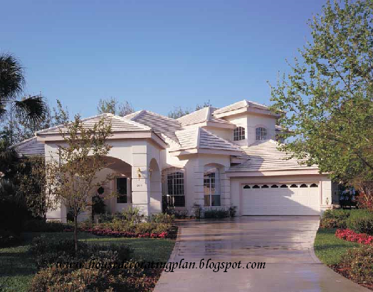 Home Mediterranean House Plans on Mediterranean House Design