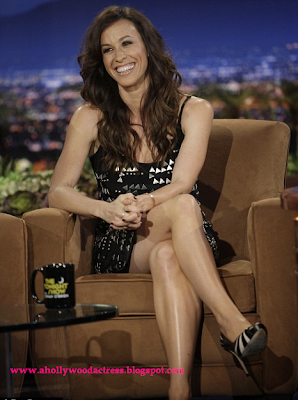 Hollywood ActressSexy Hollywood Actress Alanis
