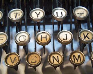 Barcelona SEO - Typewriter